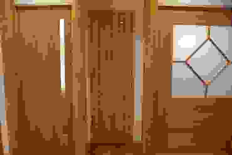 緑区の家 カントリーな 窓&ドア の 波多周建築設計 カントリー
