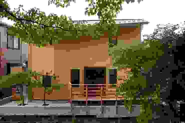 緑区の家 カントリーな 家 の 波多周建築設計 カントリー