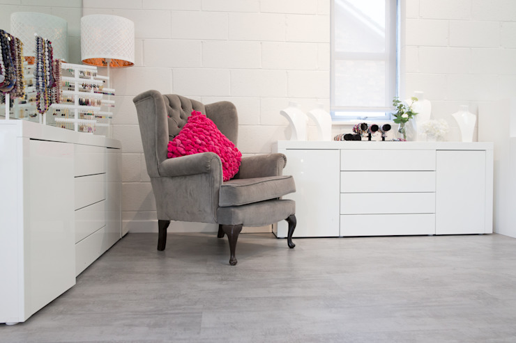 Lola Rose UK Modern commercial spaces by Pergo Modern