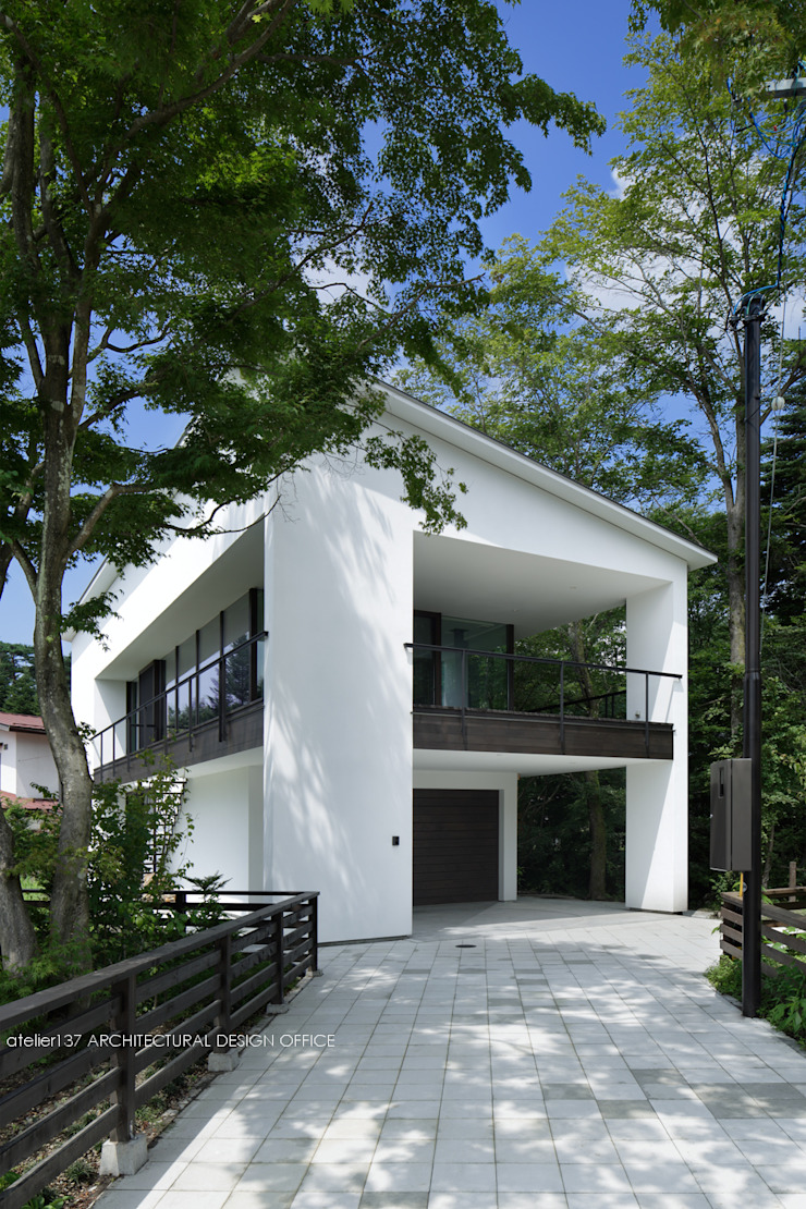 atelier137 ARCHITECTURAL DESIGN OFFICE Modern Houses