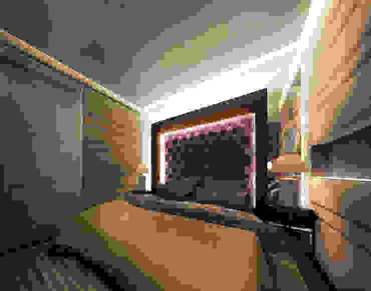 オリジナルスタイルの 寝室 の KOSHKA INTERIORS オリジナル