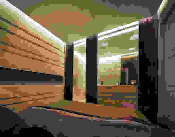 Camera da letto eclettica di KOSHKA INTERIORS Eclettico