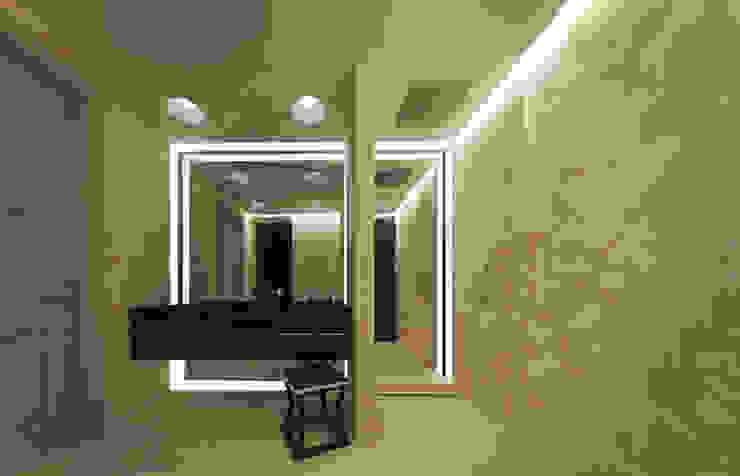 オリジナルスタイルの お風呂 の KOSHKA INTERIORS オリジナル