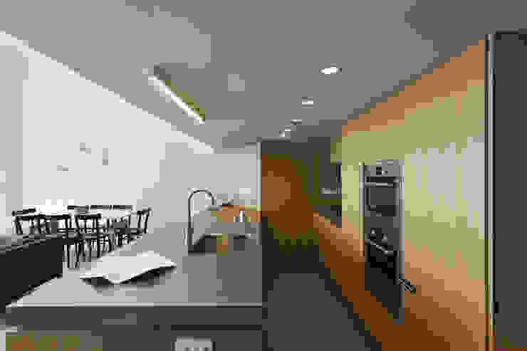 De Vere Gardens Cuisine moderne par Viewport Studio Moderne