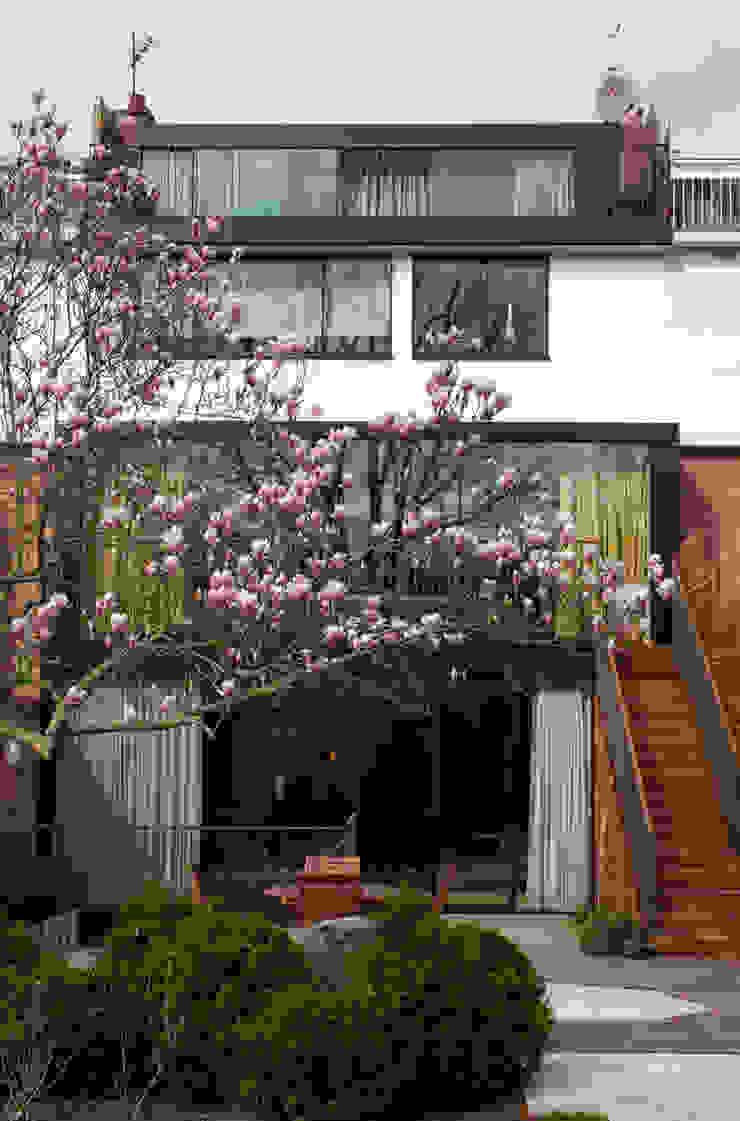 West London house Modern houses by Viewport Studio Modern