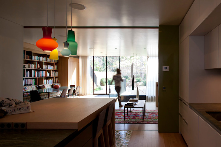 West London house Modern dining room by Viewport Studio Modern