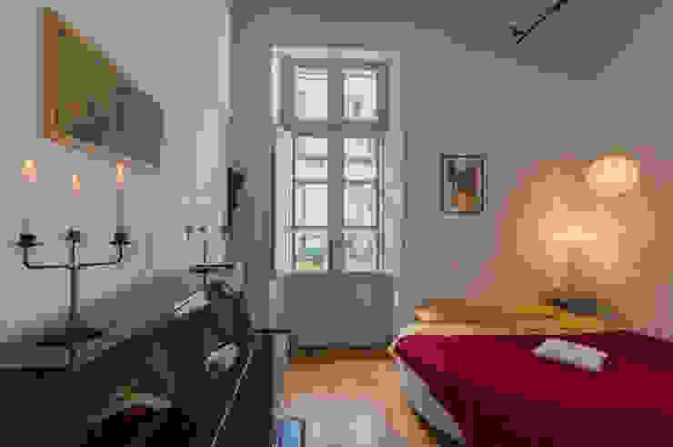 Simona Garufi:  tarz Yatak Odası,