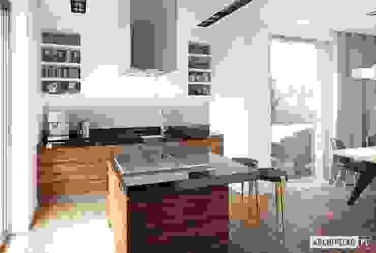 Cuisine moderne par Pracownia Projektowa ARCHIPELAG Moderne