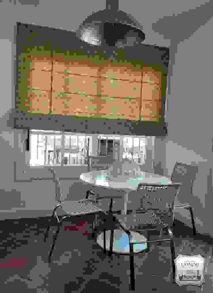 Confección de Estor:  de estilo colonial de Tapicería Conde, Colonial