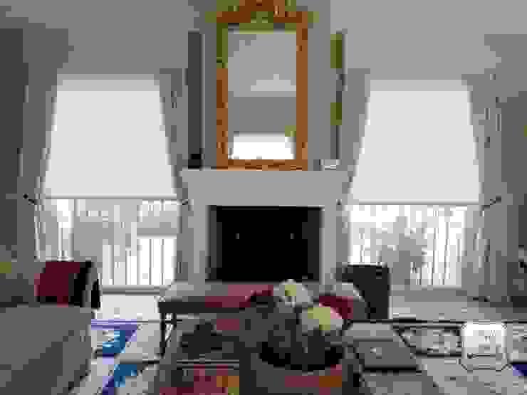 Confección de Estores:  de estilo colonial de Tapicería Conde, Colonial