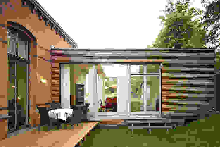 Carlos Zwick Architekten Jardines de estilo moderno