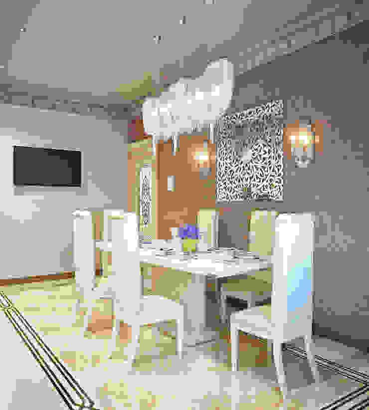Кухня в частном доме Кухня в стиле модерн от Sweet Home Design Модерн