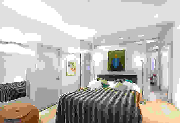 Modern Bedroom by De Werff Architectuur Modern