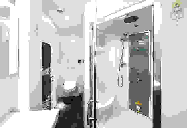 Prins Hendrikstraat Moderne badkamers van De Werff Architectuur Modern