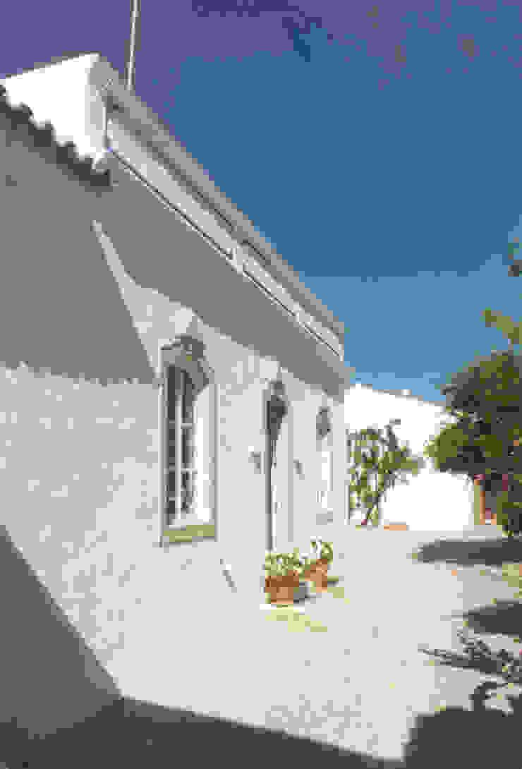 v. Bismarck Architekt Casas de estilo mediterráneo