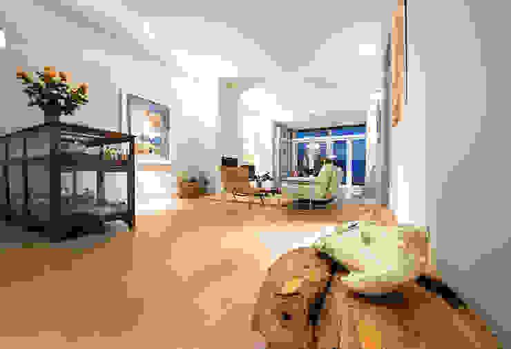 Prins Hendrikstraat Moderne woonkamers van De Werff Architectuur Modern