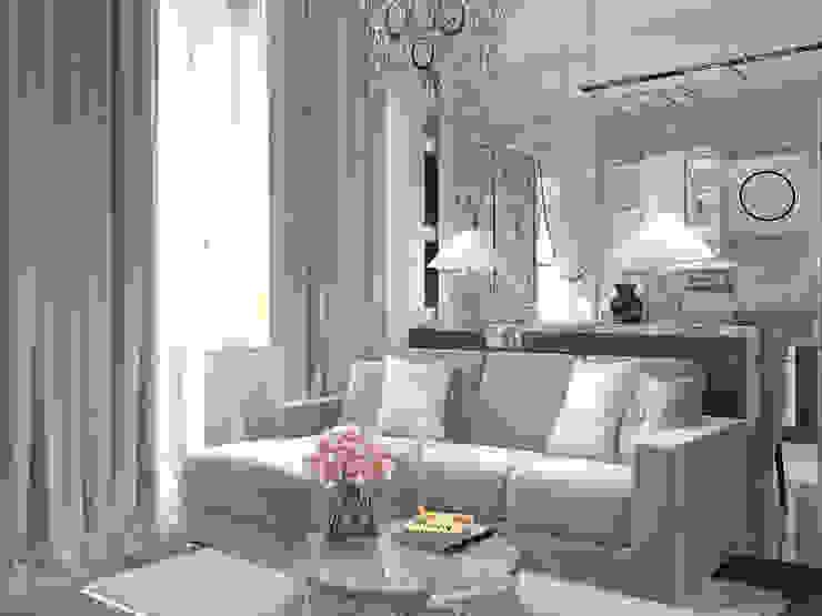 Salas / recibidores de estilo  por Vera Rybchenko, Clásico