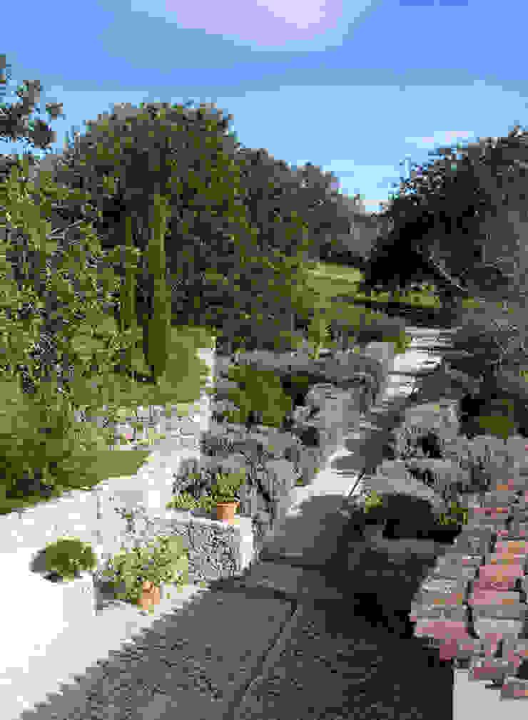 v. Bismarck Architekt Jardines de estilo mediterráneo