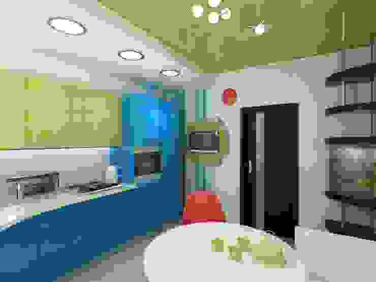 Moderne Küchen von Vera Rybchenko Modern