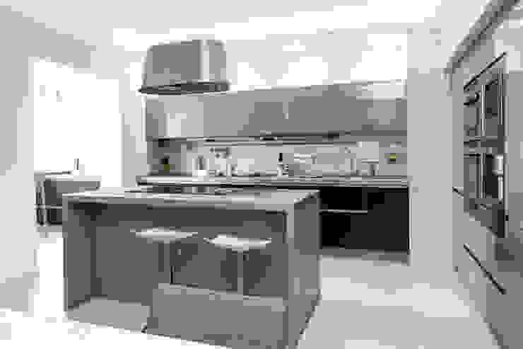 Кухня Кухня в скандинавском стиле от Nika Loiko Design Скандинавский