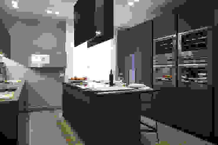 Кухни в . Автор – Studio Andrea Castrignano, Классический