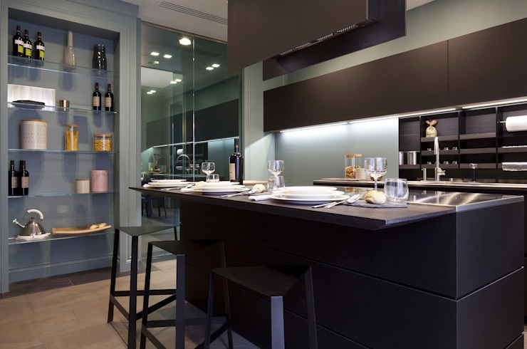 Cocinas de estilo clásico de Studio Andrea Castrignano Clásico