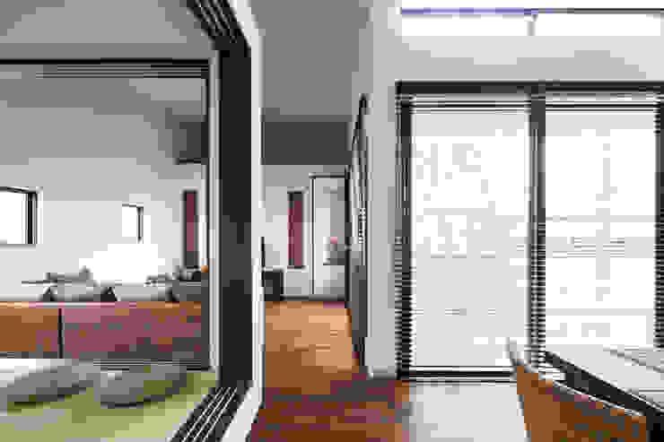 シャコニワ/Shako-niwa アジア・和風の 窓&ドア の W.D.A 和風
