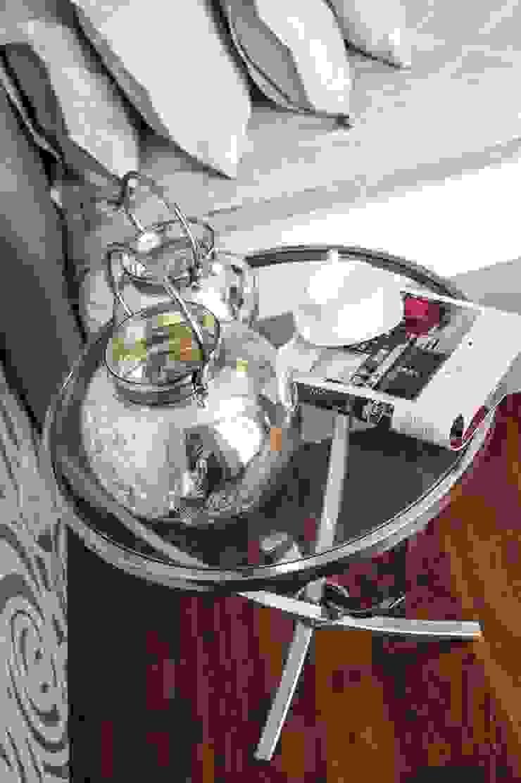 Penthouse Wilanów Nowoczesna sypialnia od Chałupko Design Nowoczesny