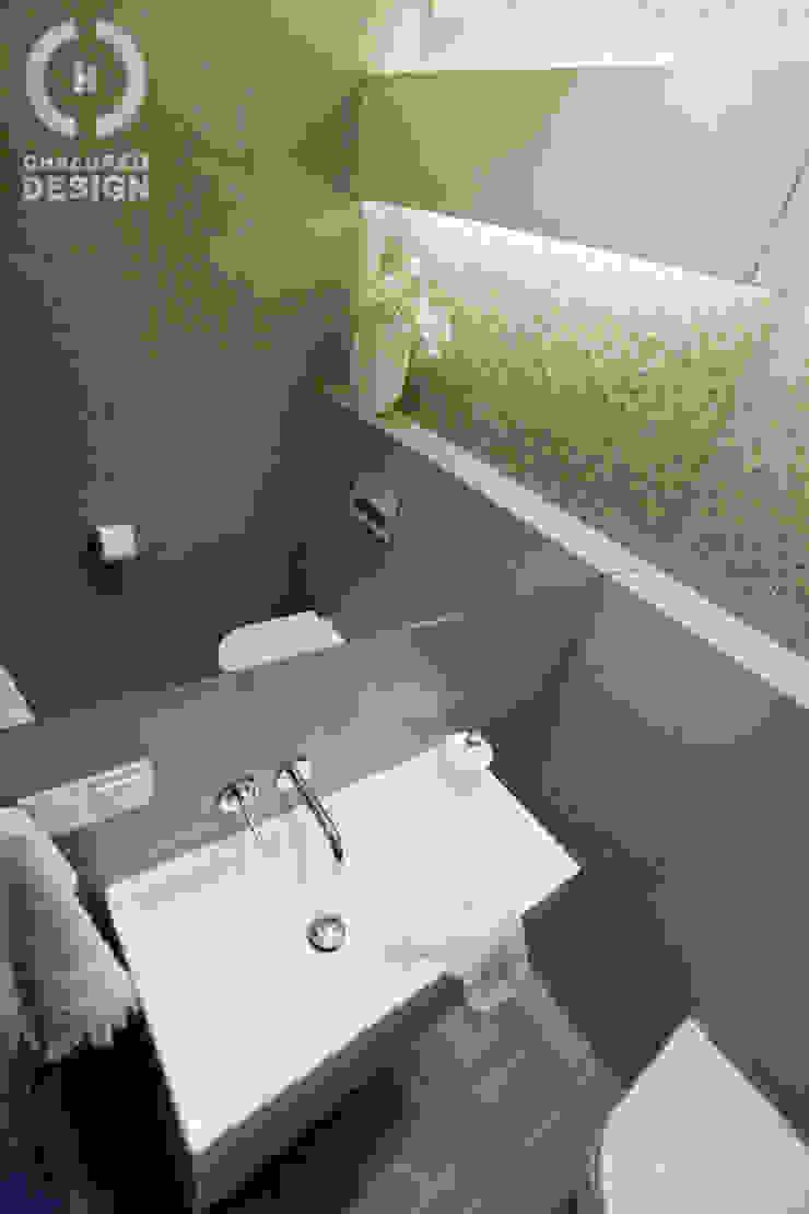 Penthouse Wilanów Nowoczesna łazienka od Chałupko Design Nowoczesny