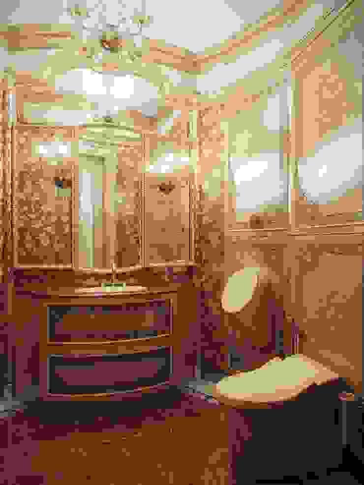 Гранатный переулок дом 6 Ванная в классическом стиле от Premier Dekor Классический
