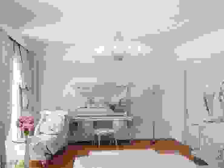 Гранатный переулок дом 6 Спальня в классическом стиле от Premier Dekor Классический