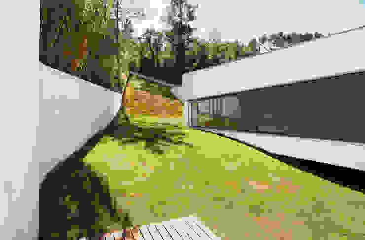 Casa Almalaguês Casas modernas por António Carvalho - Arquitectura e Urbanismo, Lda. Moderno