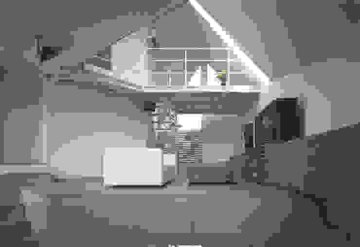 ダイニング モダンデザインの ダイニング の 一級建築士事務所 バサロ計画 モダン