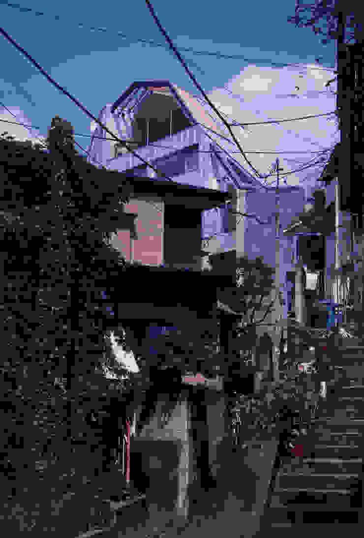 外観 モダンな 家 の 一級建築士事務所 バサロ計画 モダン