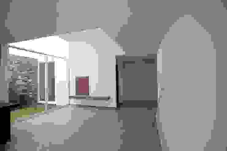 Sala de JF ARQUITECTOS Minimalista