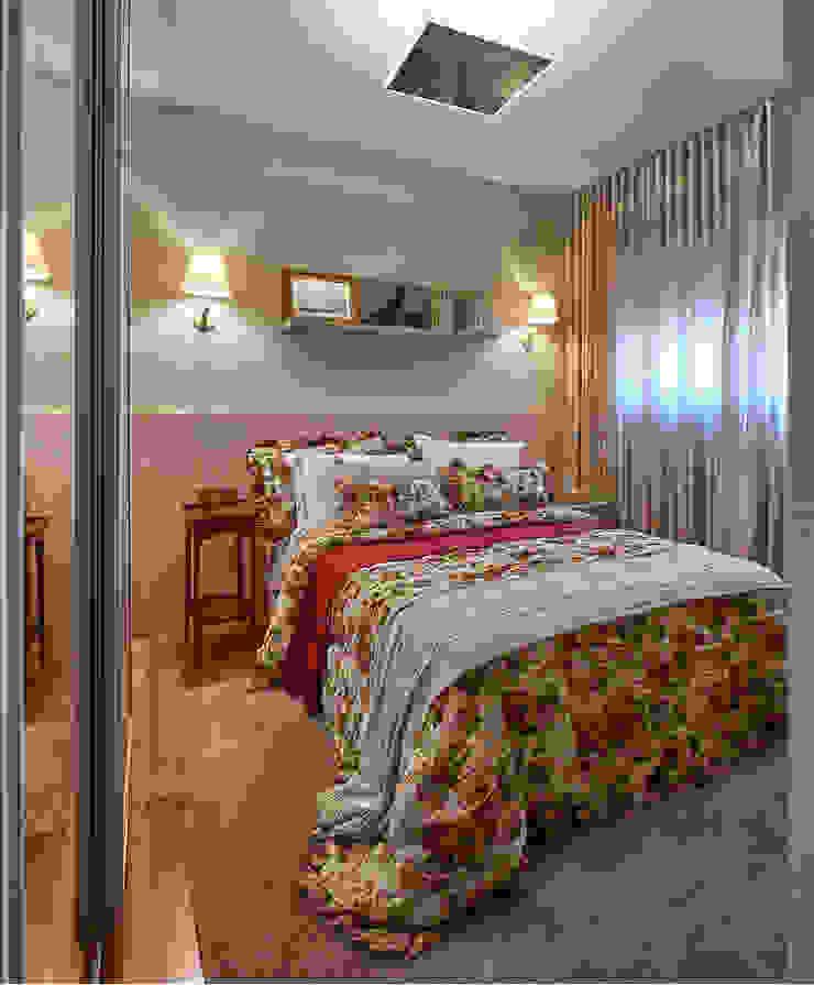 Apartamento JD Quartos campestres por Gláucia Britto Campestre