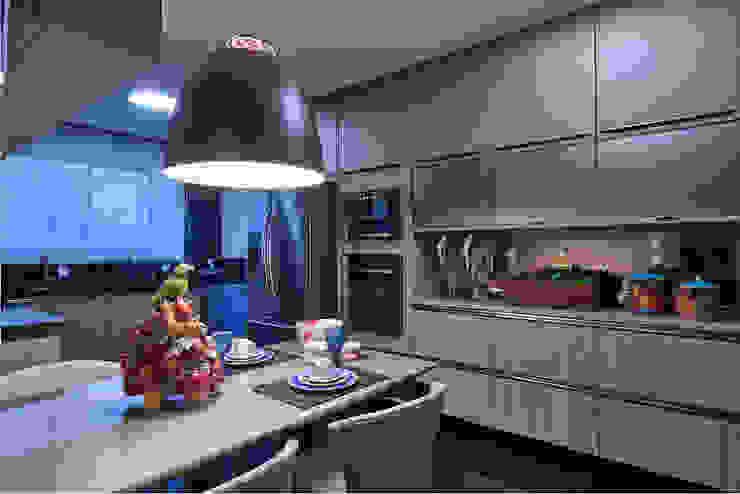 Apartamento JD Cozinhas modernas por Gláucia Britto Moderno