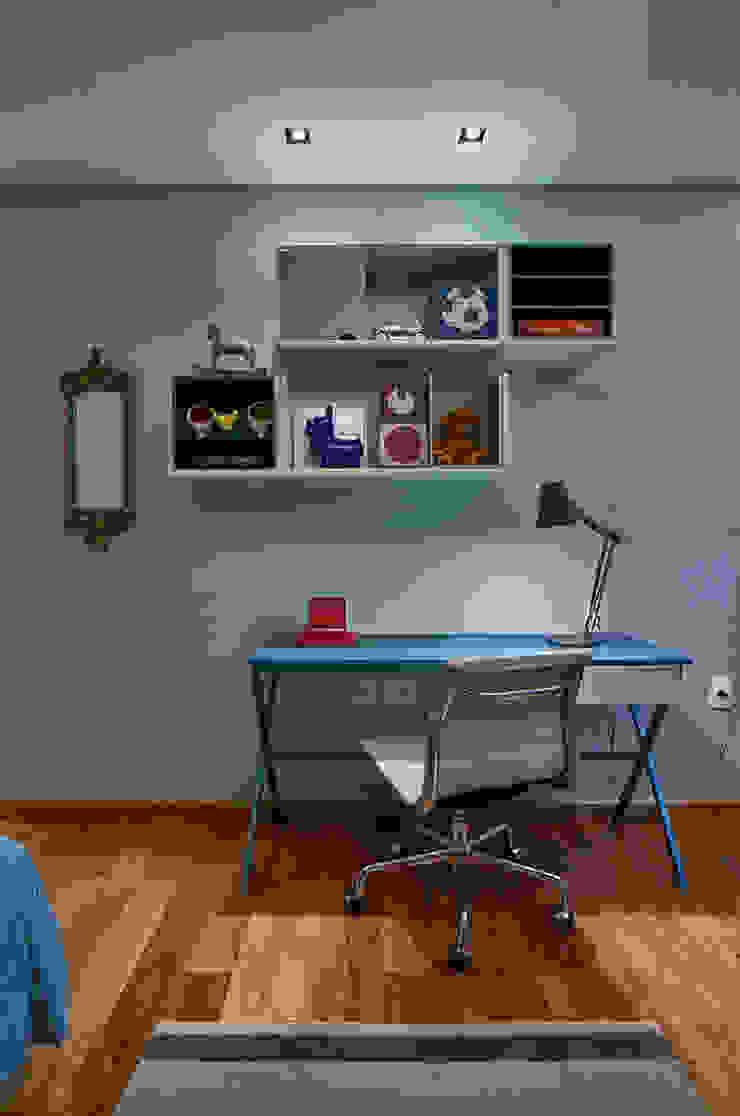 Apartamento JD Quarto infantil moderno por Gláucia Britto Moderno