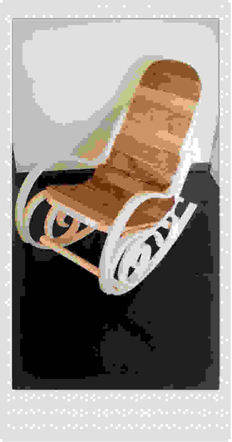 funky seat 4 van Funky furniture Industrieel