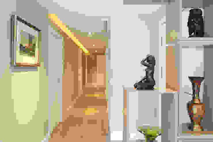 LF24 Arquitectura Interiorismo ห้องโถงทางเดินและบันไดสมัยใหม่
