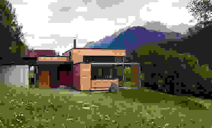 Casas de estilo  por pedit&partner architekten