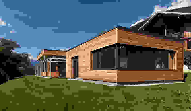 โดย pedit&partner architekten โมเดิร์น