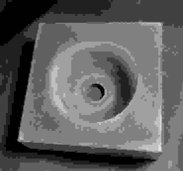 Umywalki betonowe od Stańczyk Konstrukcje Nowoczesny