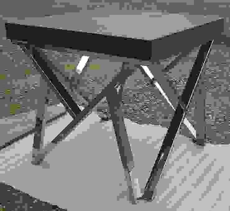 Ogrodowe stoły, krzesła, komplety od Stańczyk Konstrukcje Nowoczesny