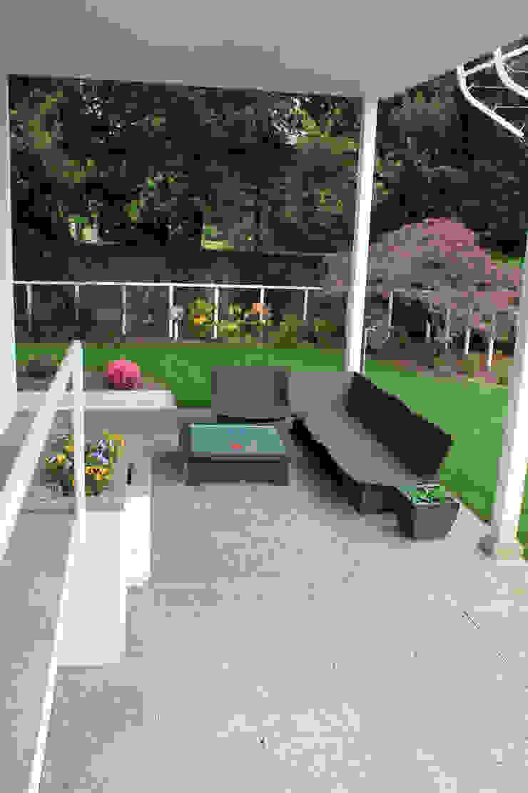 Zenith-Studio Architetti Associati Modern garden