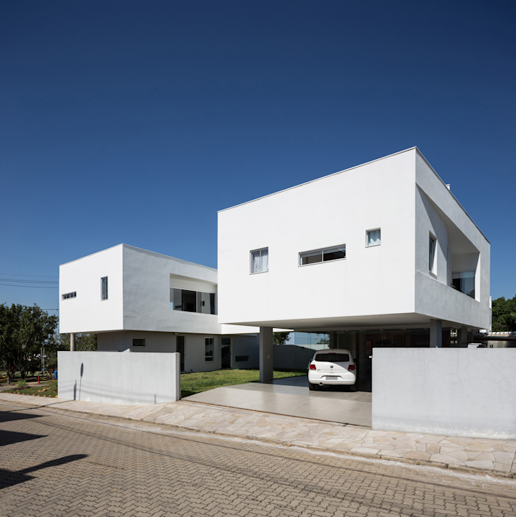 Modern houses by br3 arquitetos Modern