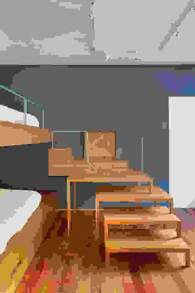 Cerejeira Agência de Arquitetura Nursery/kid's room