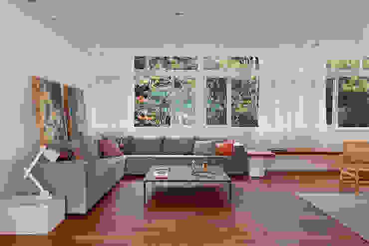 Salas modernas de Cerejeira Agência de Arquitetura Moderno