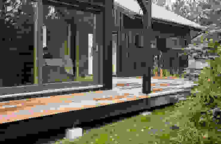 Scandinavische huizen van Magdalena Zawada Scandinavisch