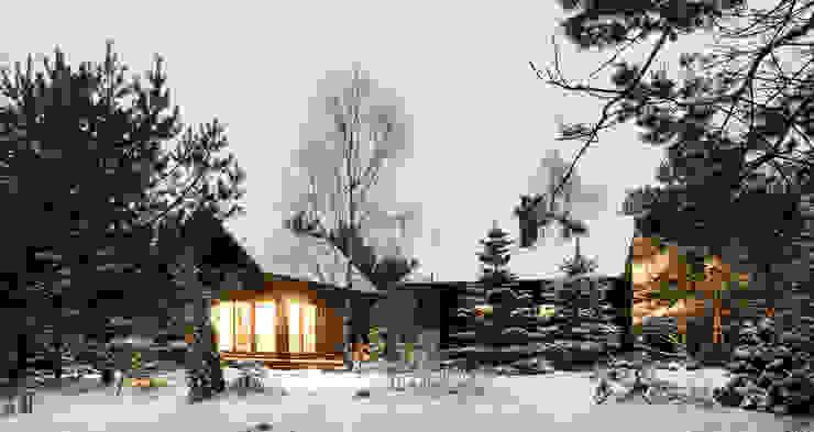 Дома в . Автор – Magdalena Zawada,